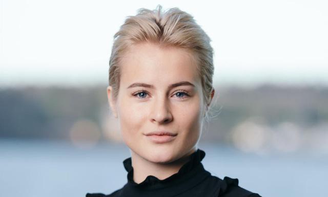 Katharina Andresen (22 tuổi).