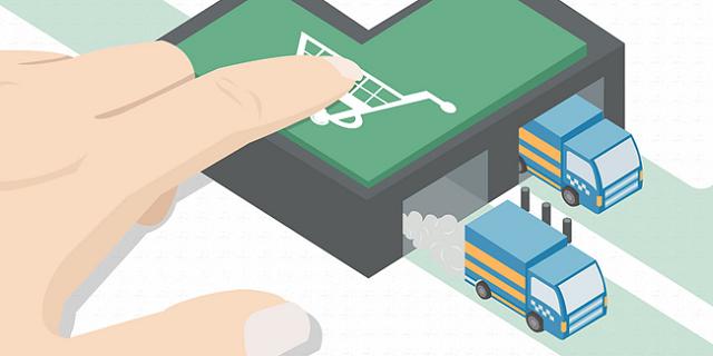 Lợi thế của thương mại điện tử e-commerce