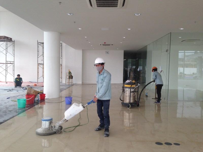 công ty vệ sinh công nghiệp tphcm