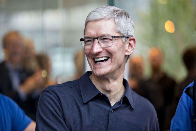 Tim Cook, giám đốc điều hành của Apple