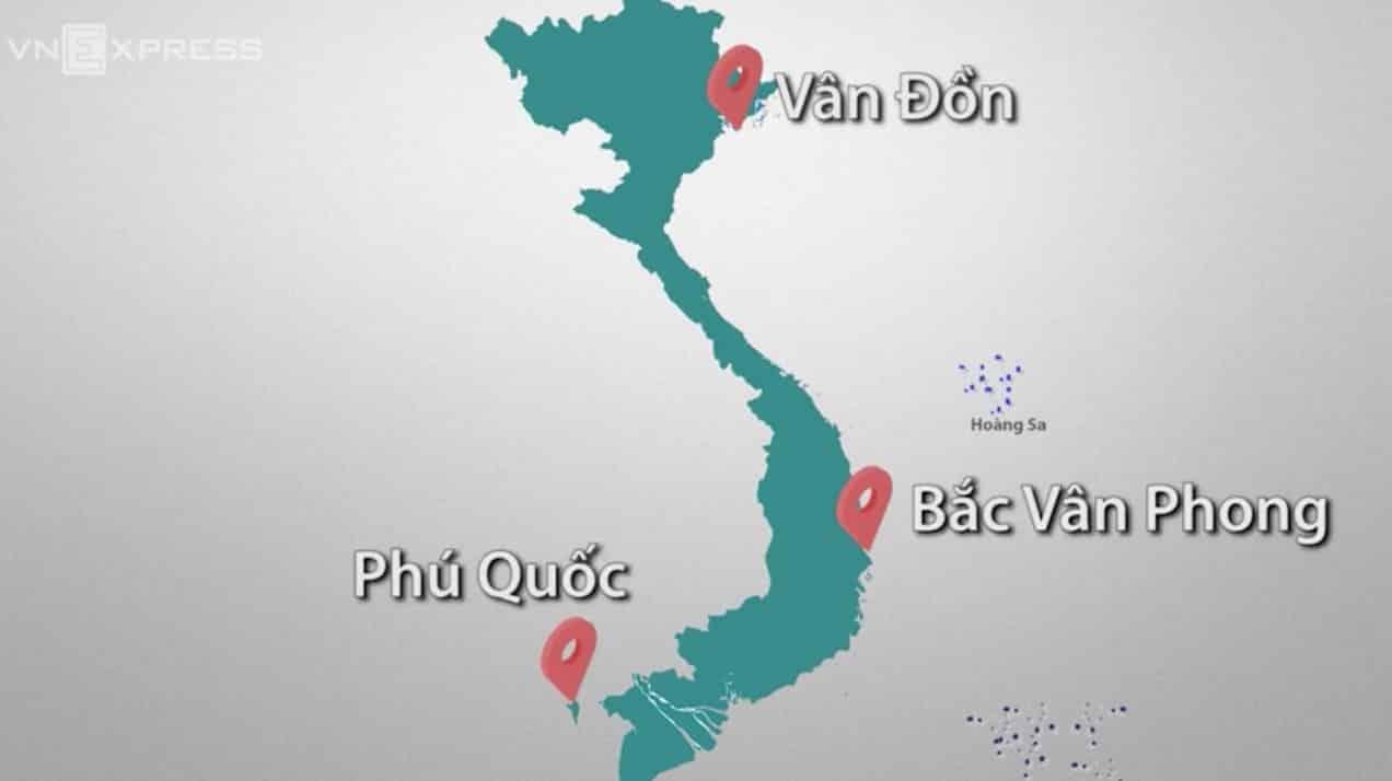 Đặc khu kinh tế Việt Nam