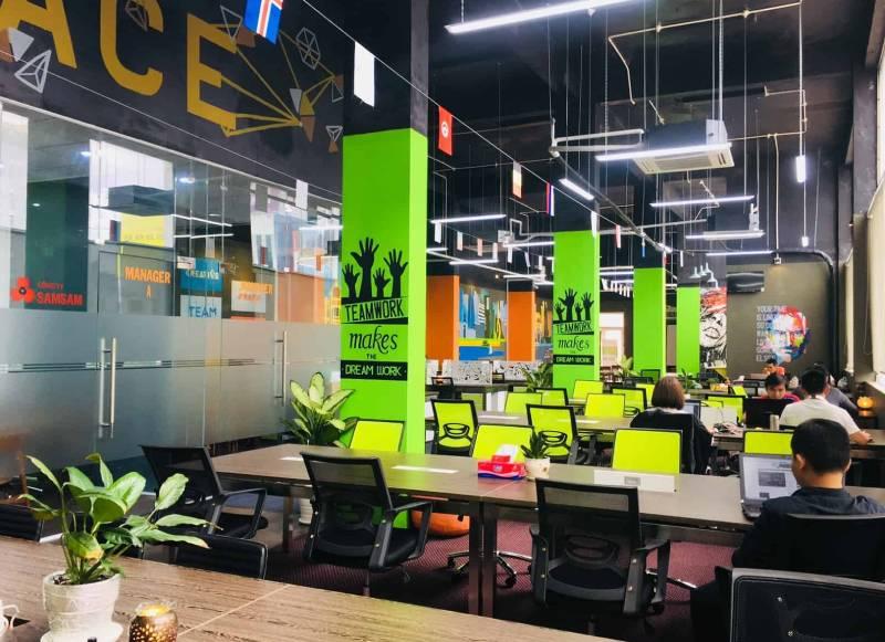 InnoHouse Coworking Space – Văn phòng ảo Phú Nhuận