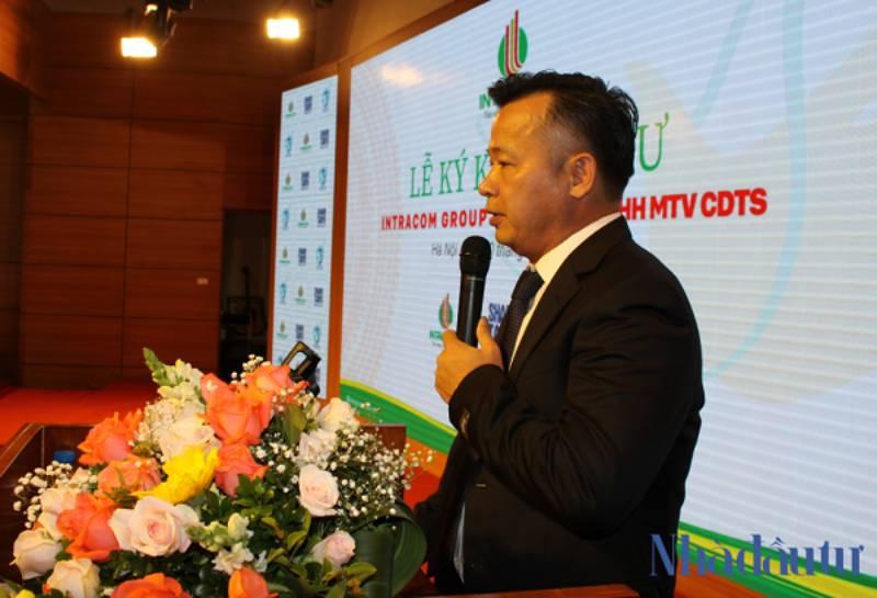 Shark Nguyễn Thanh Việt và Intracom