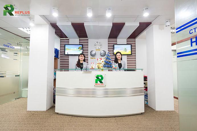 REPLUS – Văn phòng ảo Quận 1, Quận Bình Thạnh, Thủ Đức