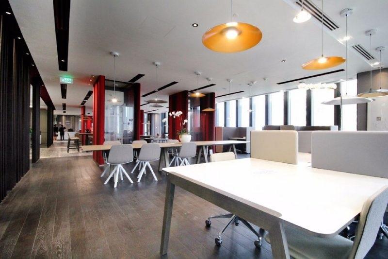 Regus – Văn phòng ảo chuyên nghiệp thế giới