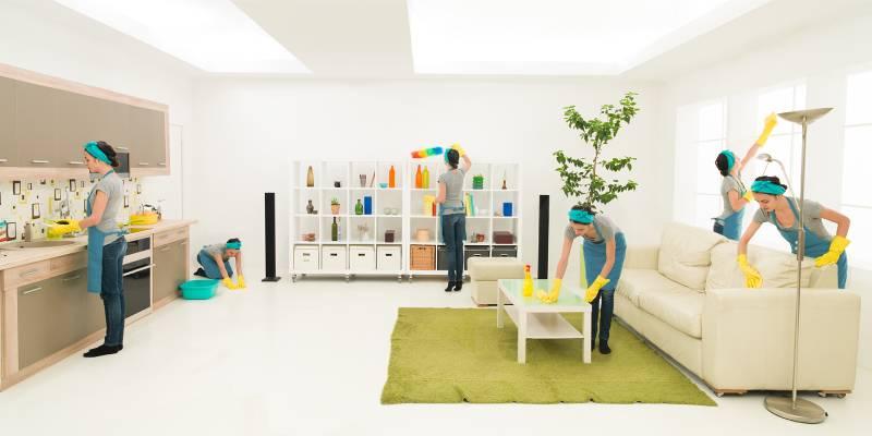 TOP 10 công ty cung cấp dịch vụ vệ sinh nhà ở chuyên nghiệp tại HCM