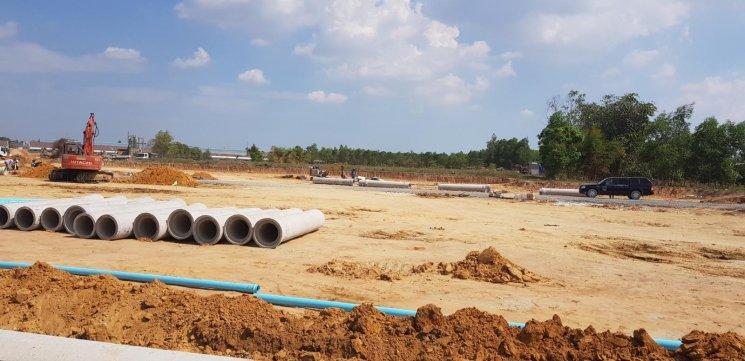 Dự án Tân Phước Khánh Village