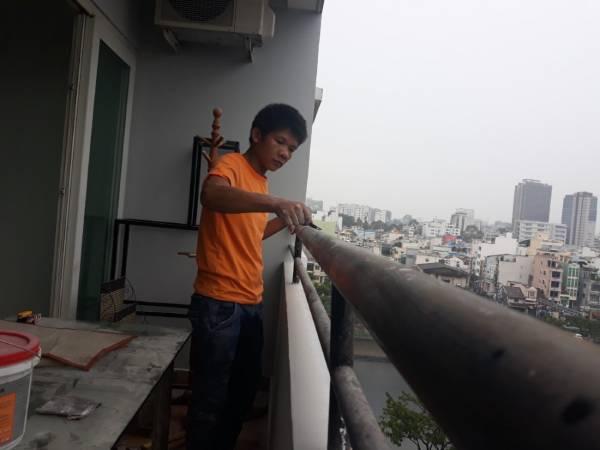 Sửa nhà Sài Gòn