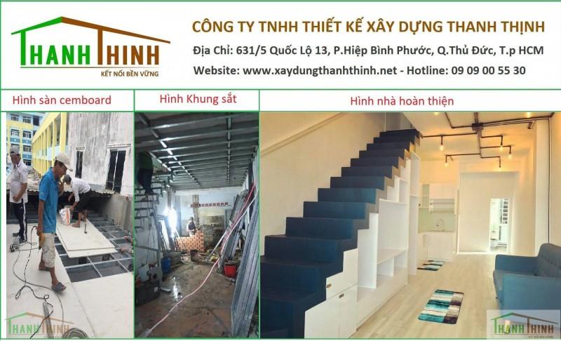 Sửa nhà Thanh Thịnh