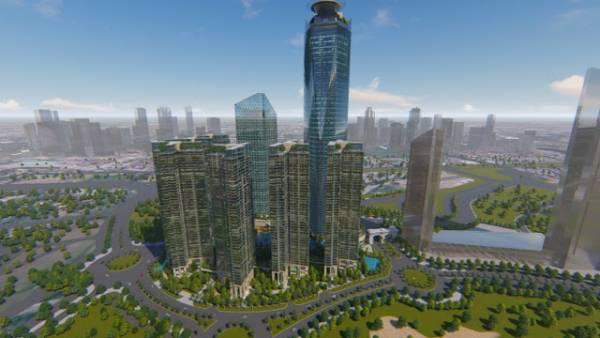 tòa nhà cao nhất việt nam trong tương lai