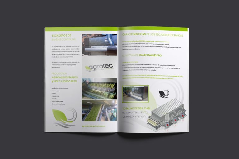 mẫu in catalogue giới thiệu máy móc sản xuất sản phẩm