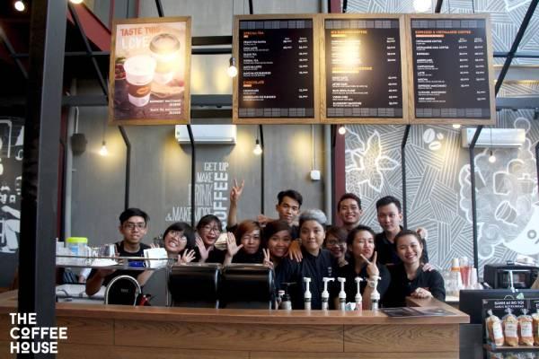 quản lý quán cafe