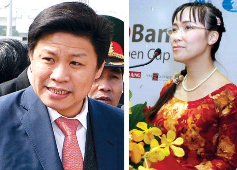 Nguyễn Thanh Hùng - chồng của CEO Nguyễn Thị Phương Thảo