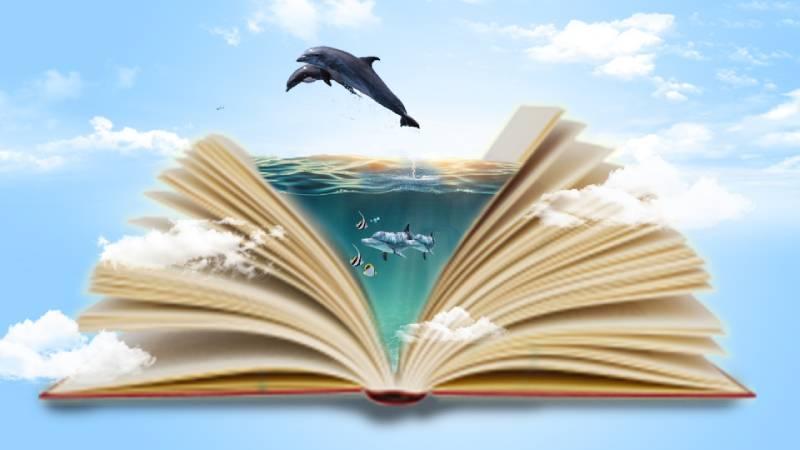Đại dương tri thức trong cuốn sách