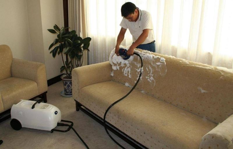 Vệ sinh nhà Sài Gòn – Giặt sofa tại nhà chất lượng