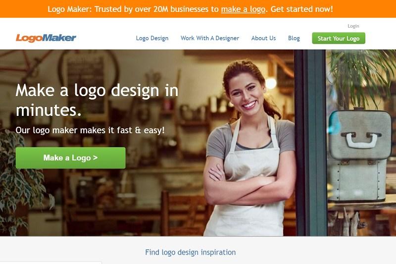 Tạo logo online