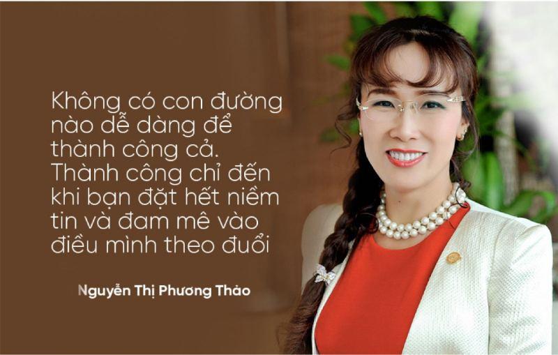 những câu nói nổi tiếng của tỷ phú Vietjet