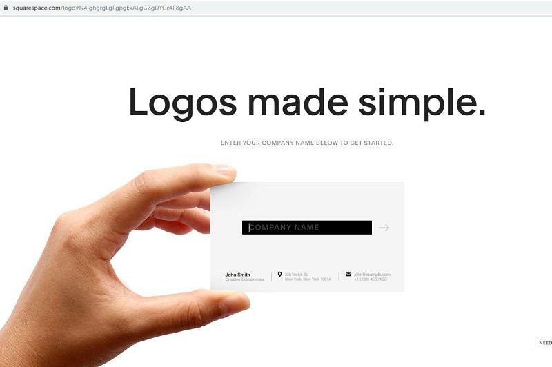 Web thiết kế logo