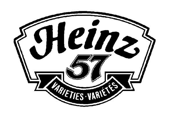 Logo của Heinz 57 varieties