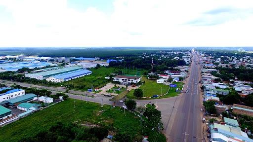 khu công nghiệp lớn ở Bình Phước