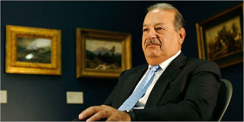 Chân dung Carlos Slim