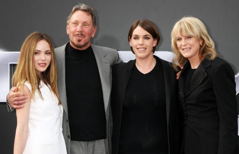 gia đình Larry Ellison