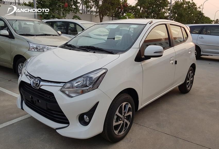 Toyota Wigo bền bỉ ít hỏng vặt