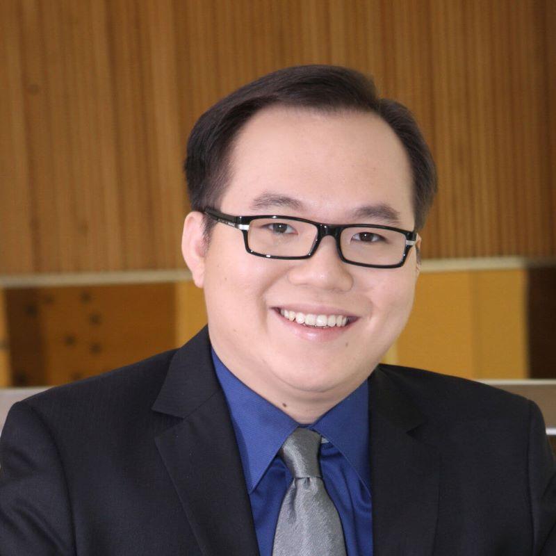 Chân dung diễn giả Trần Đăng Khoa