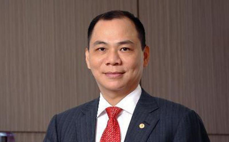 Phạm Nhật Vượng chồng của Phạm Thu Hương