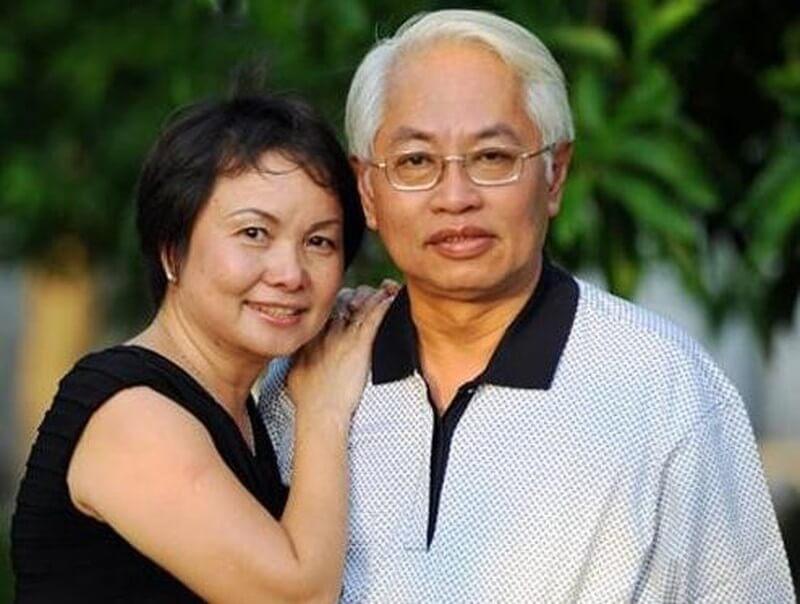 Cao Thị Ngọc Dung và Trần Phương Bình