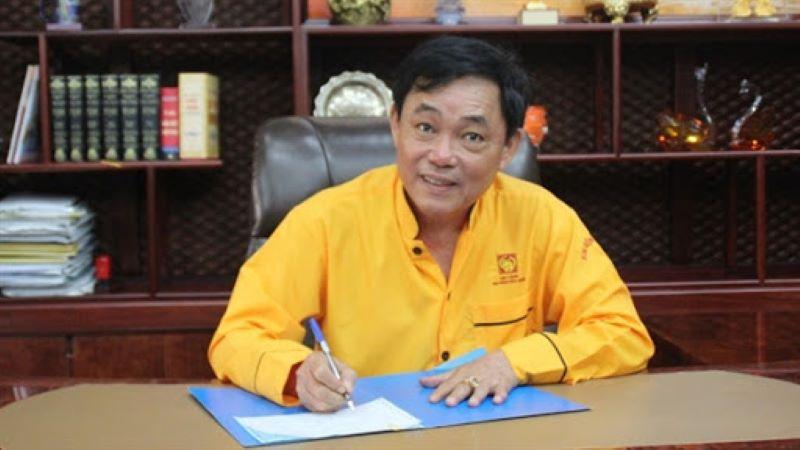 Chân dung Huỳnh Uy Dũng