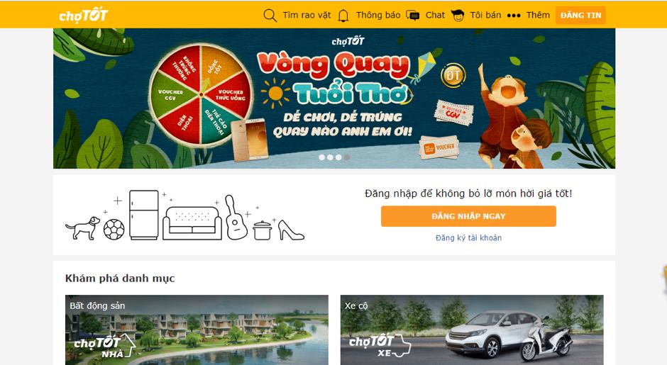 website mua bán nhà đất batdongsandiaoconline