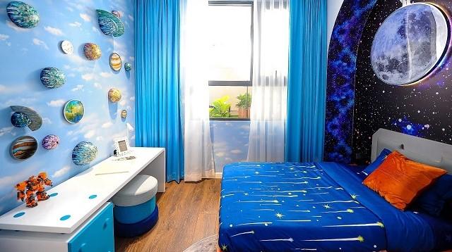 Căn hộ 3 phòng ngủ Opal Skyline