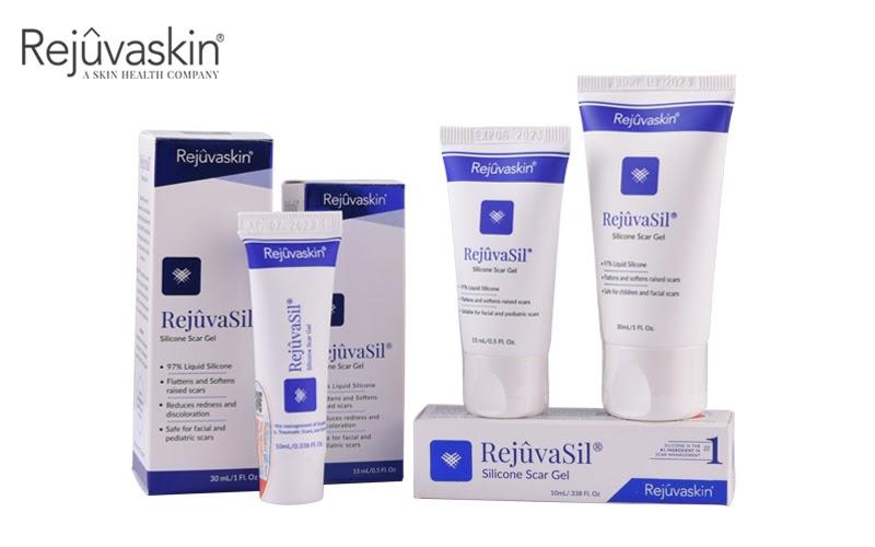 Rejuvaskin là dòng sản phẩm trị sẹo và chăm sóc da bán chạy số 1 tại Mỹ