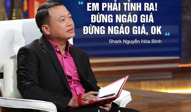 Shark bình