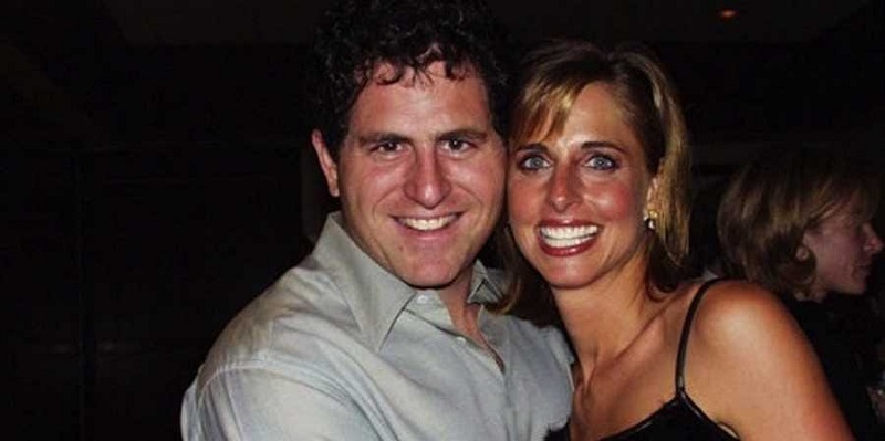 vợ chồng michael Dell